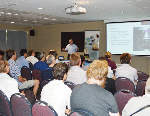 Scientific Seminar Perth
