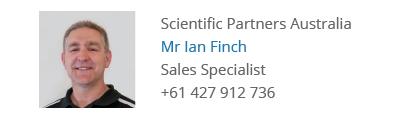 Ian Finch - Mercury Waste Water